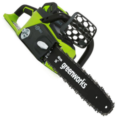 GreenWorks 20312 Cordless Electric Chainsaw