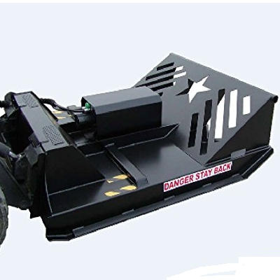 Skid Steer Brush Cutter Reviews | 5 Best Mowing Attachments for Skid
