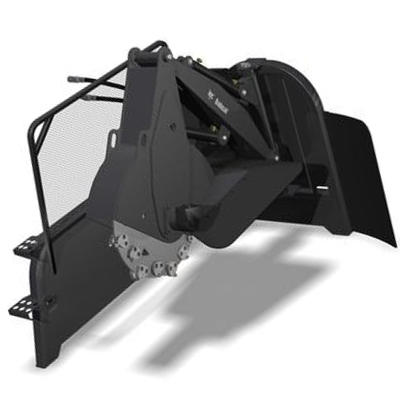 Bobcat Skid Steer Stump Grinder