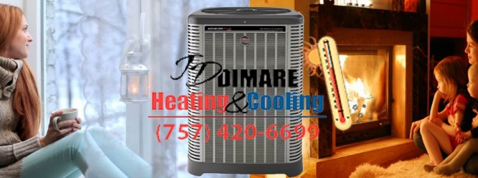 Dimares Heating and Cooling Services - profile image