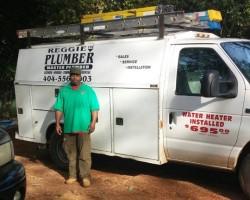 Reggie The Plumber