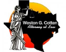 Weston G. Cotton Attorney at Law