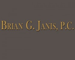 Brian G Janis PC