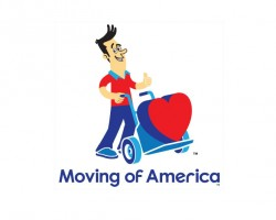 Moving of America