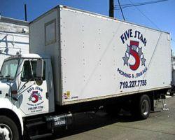 5 Star Moving & Storage Inc.