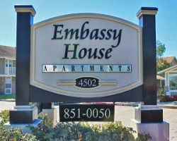 Embassy House Apartments