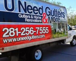 U Need Gutters & More