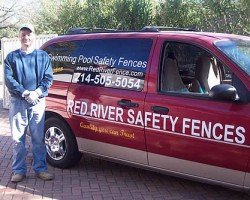 Red River Fence