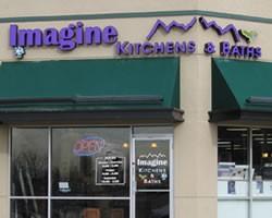Imagine Kitchens & Baths