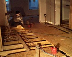 Guerreros Foundation Repair