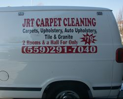 JRT Carpet Cleaning