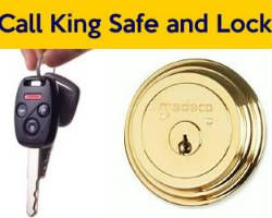 King Safe and Lock
