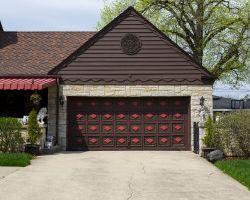 M.G.A. Garage Door