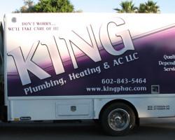 King Plumbing Heating & AC