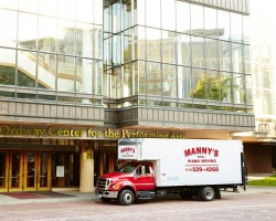 Mannys Piano Moving Inc.