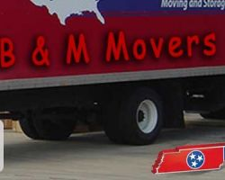 Nashville B & M Movers
