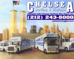Chelsea Moving and Storage