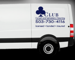Club Carpet and Upholstery Cleaning