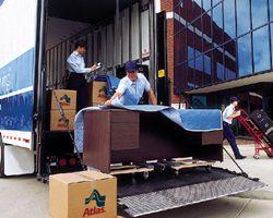 Metropolitan Van & Storage