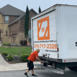 Simplified Moving Solutions