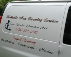 Reliable Man Cleaning Service