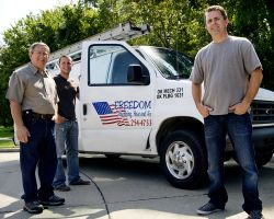 Freedom Plumbing Heat & Air